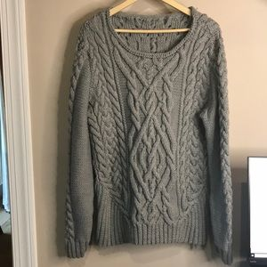 One of a Kind Hand Knit Esther Sweater sz.Medium